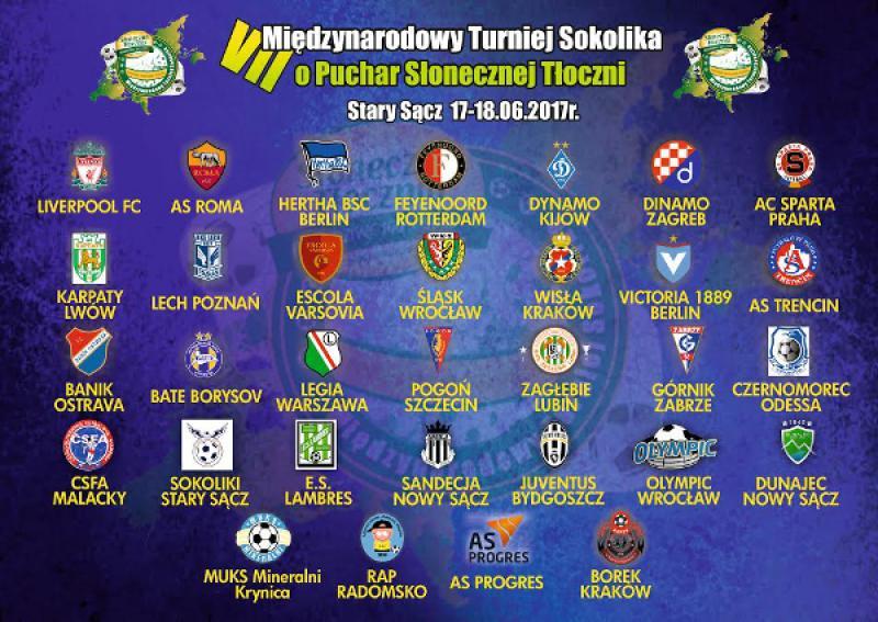 VII Międzynarodowy Turniej Sokolika  o Puchar Słonecznej Tłoczni