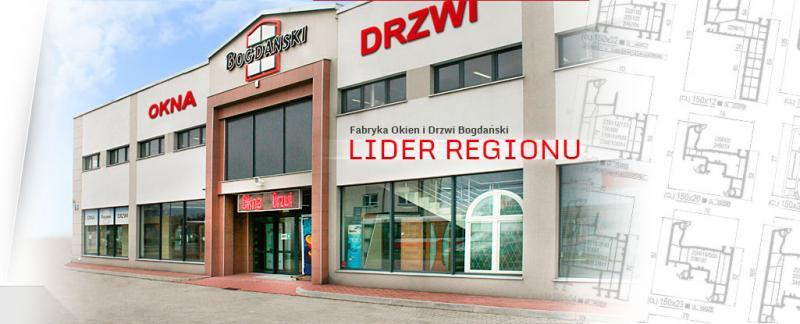 Bogdański Fabryka Okien i Drzwi Nowy Sącz - montaż okna