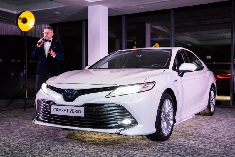 Wieczór Niezwykłości TOYOTA KOBOS i premiera Toyota Camry