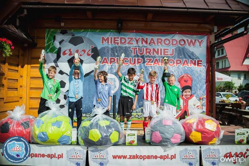 III Międzynarodowy Turniej Termy Gorący Potok CUP U9 Zakopane