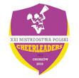 XXI Mistrzostwa Polski Cheerleaders 2018 CHODRZOW