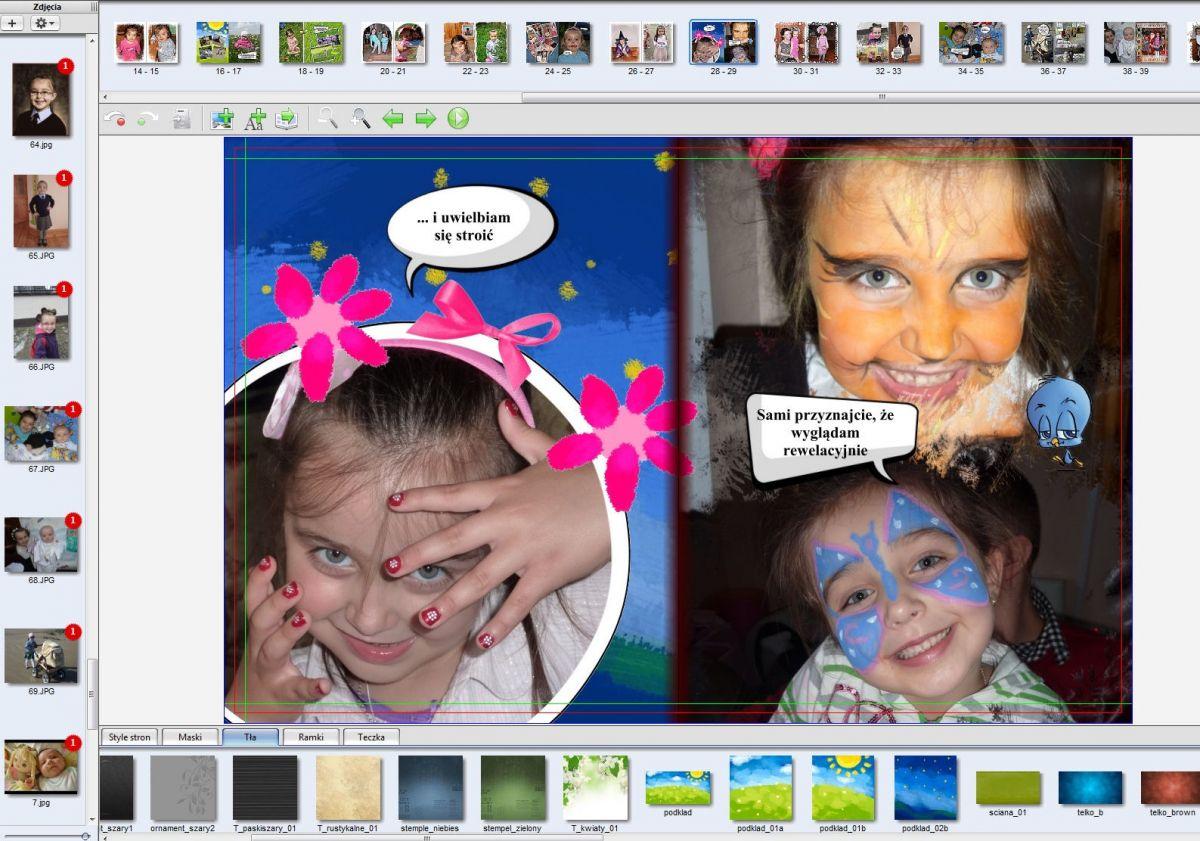 Fotograf Muszyna - album dla dziecka