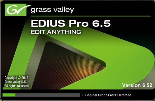 Edius Pro 6.5 - video-foto-kris oprogramowanie