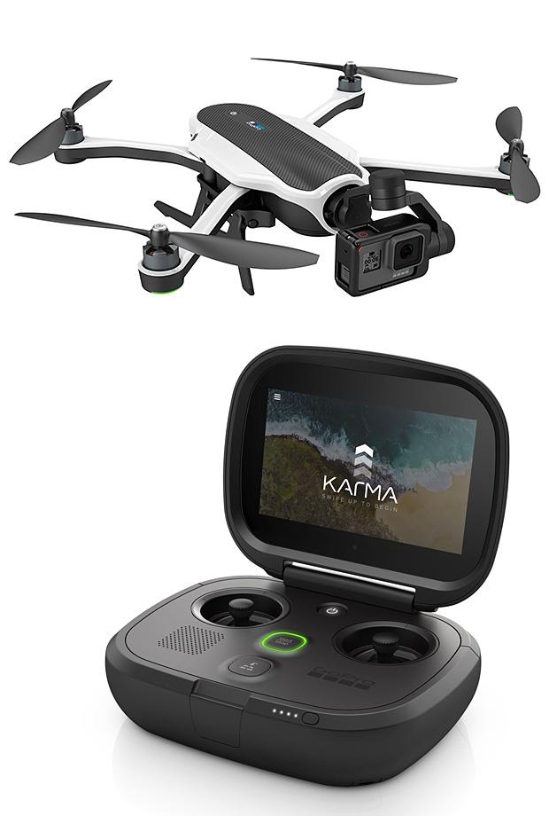 Karma dron