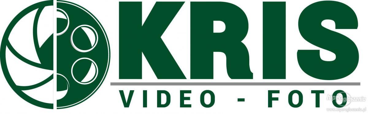 Video-Foto-Kris kamerzysta i fotograf w Nowym Saczu - logo