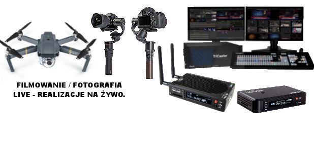 DRON, TERADEk, NewTek, Gimbal