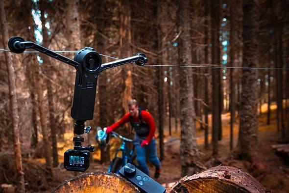 WireCam - kamera na linie