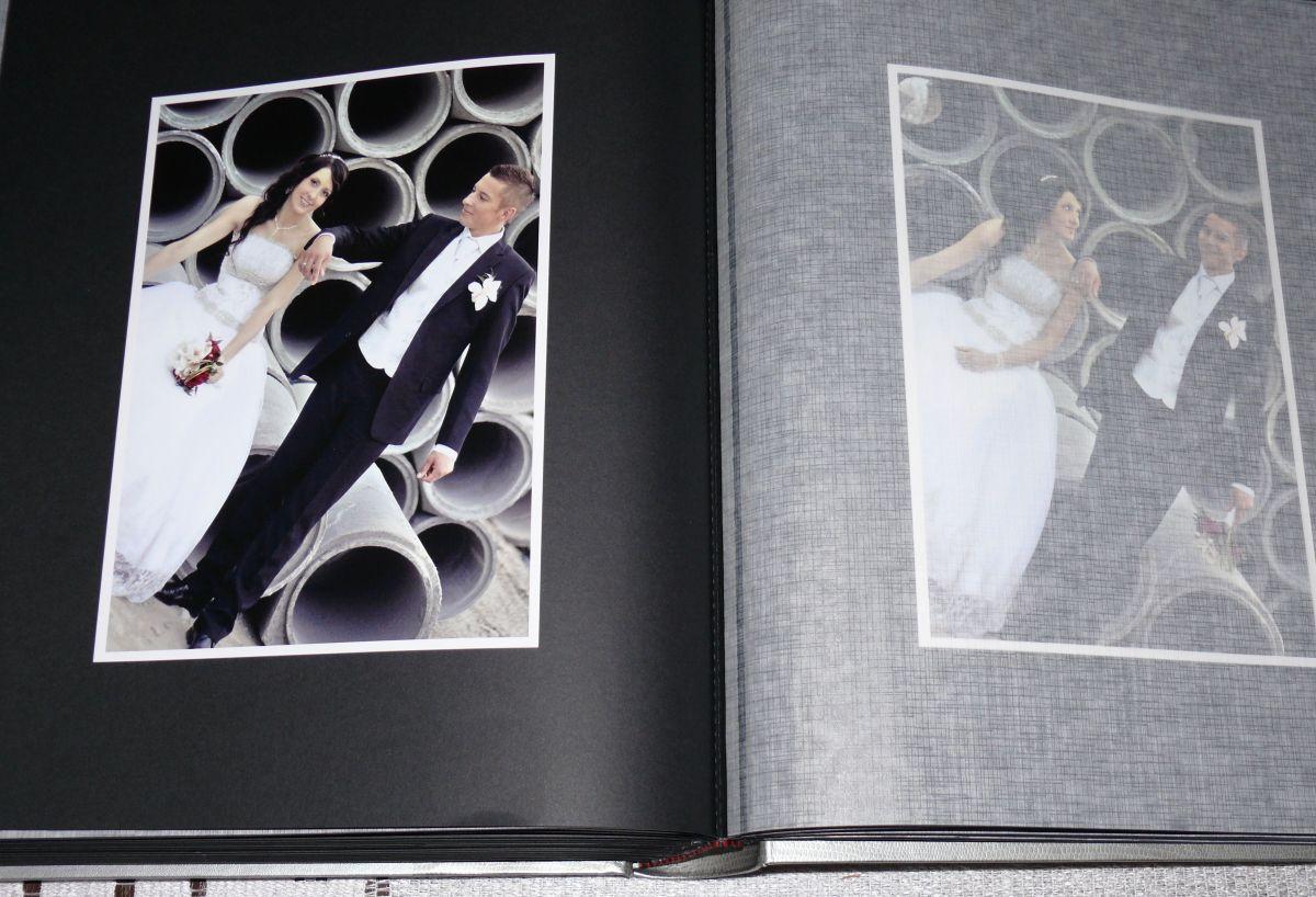 album ślubny tradycyjny