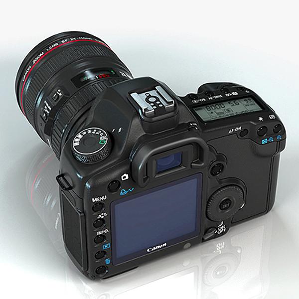aparat Canon 5D